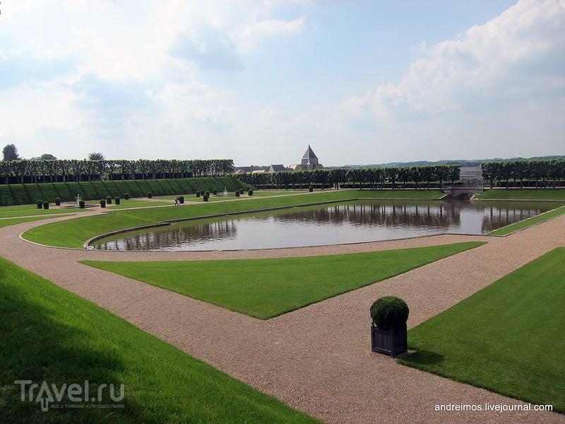 Сад воды (Jardin d'eau) / Фото из Франции