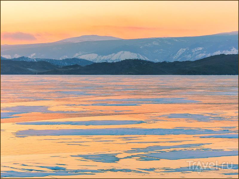 Путешествуем по Байкалу / Фото из России