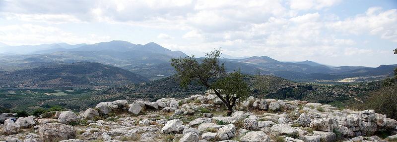 Микены.  Греция / Греция