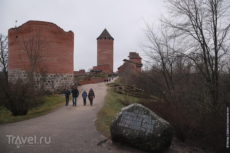 Вокруг Риги: Сигулда, Турайда / Латвия