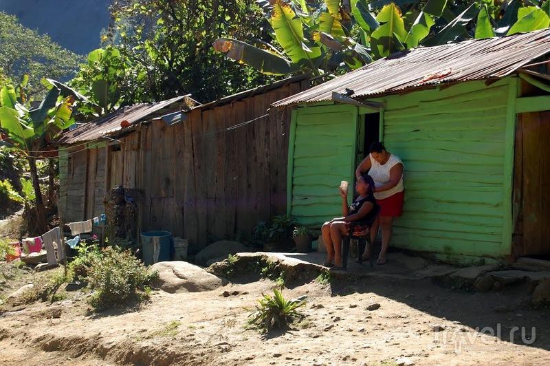Пик Дуарте. Доминиканская Республика / Фото из Доминиканской Республики