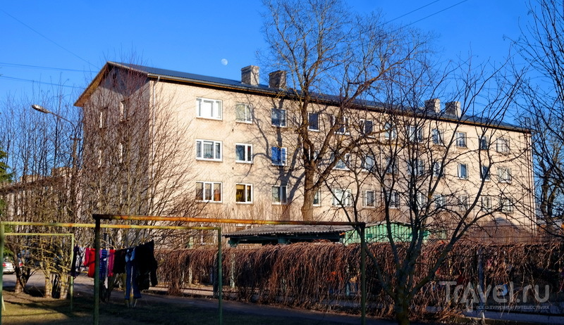 Эстония. Курессааре / Эстония