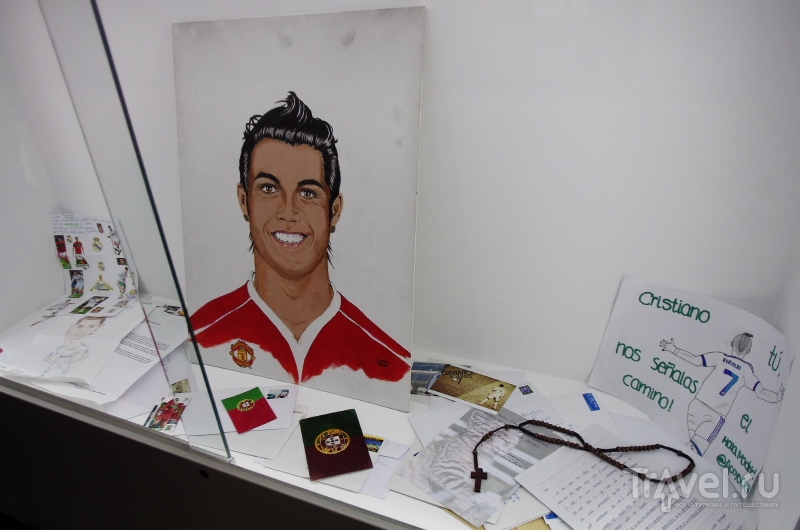 Музей Кристиану Роналду / Португалия