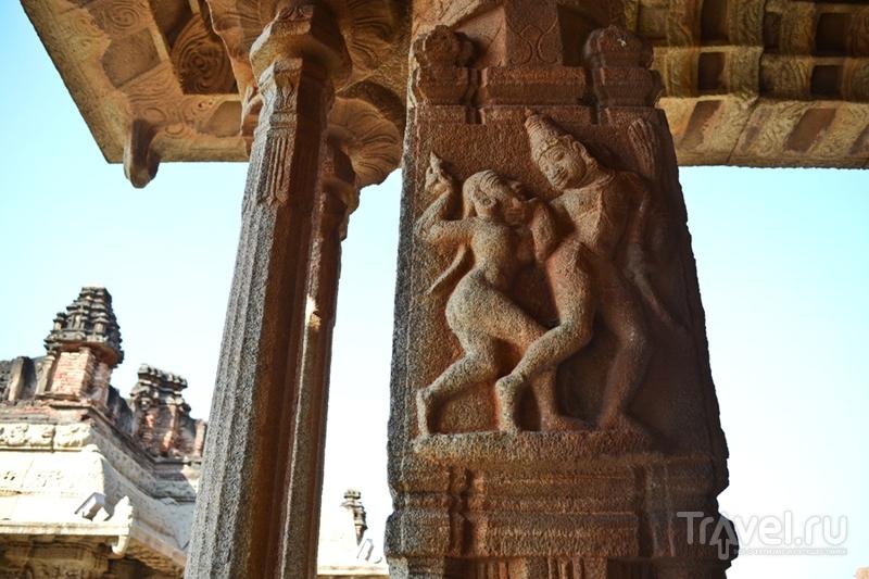 Гоанские изложения. Хоспет и Хампи / Индия