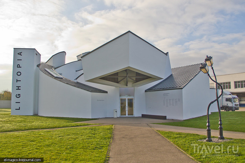 VitraHaus. Современная архитектура. Германия / Фото из Германии