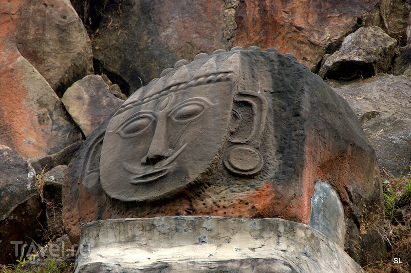 Unokuti (Унакоти), Индия / Индия