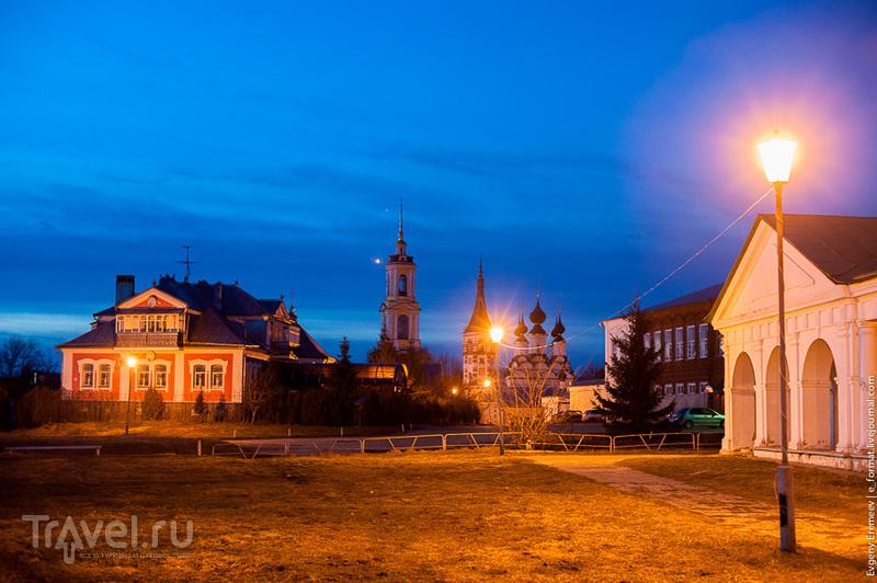 Суздаль. Владимирская область, Россия / Фото из России