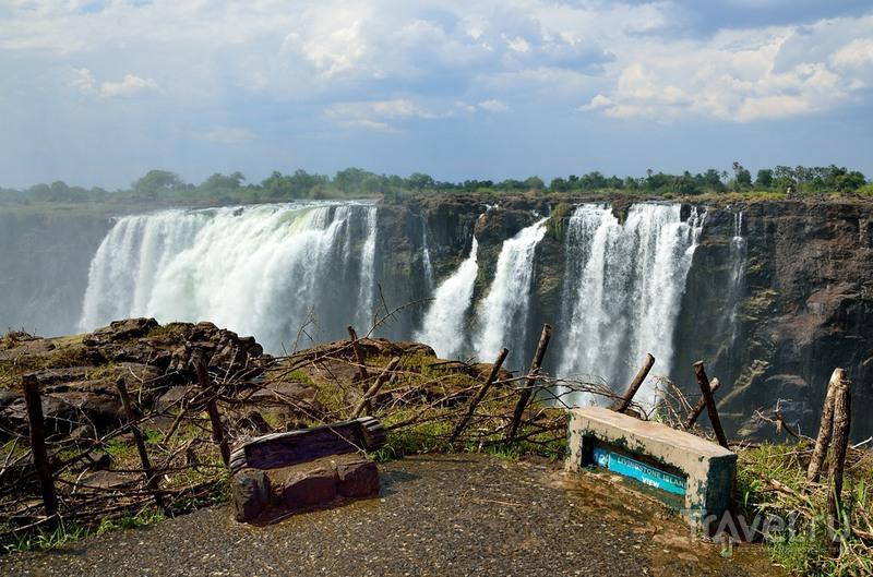 Водопад Виктория и как мы не попали в Замбию / Фото из Зимбабве