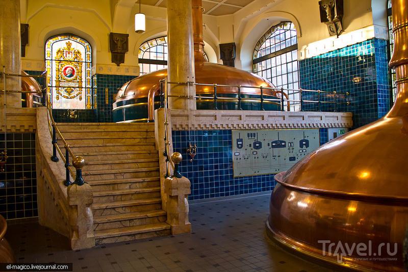 Пивовареный завод. Швейцария / Фото из Швейцарии