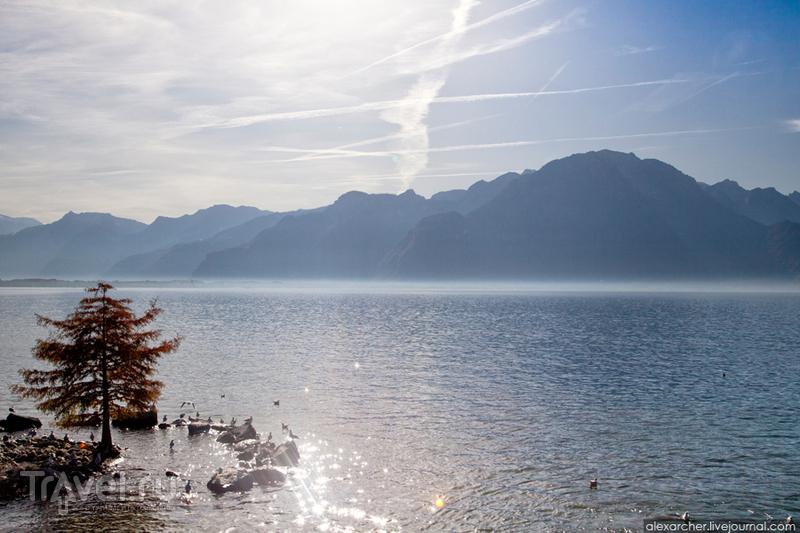 Загадочный Монтрё / Швейцария