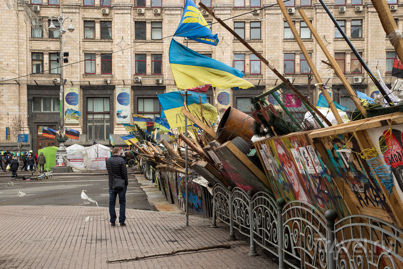Украина: Одесса-мама и революционный Киев / Украина
