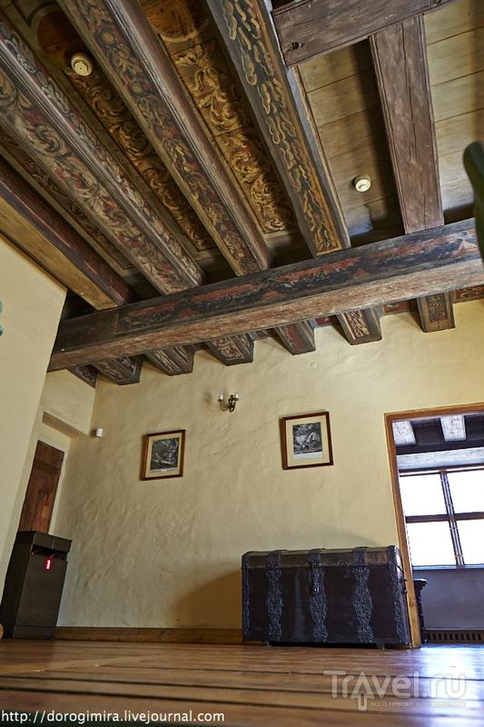 В доме воссоздана атмосфера XVII-XVIII веков