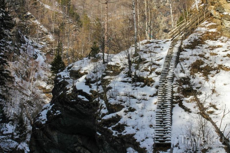 Аршан - бурлящее предгорье. Бурятия / Россия