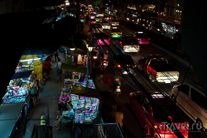 Зимним вечером в Бангкоке / Таиланд