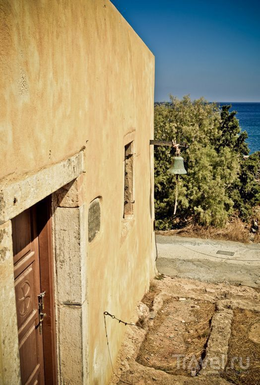 Спиналонга. Остров проклятых. Греция / Греция