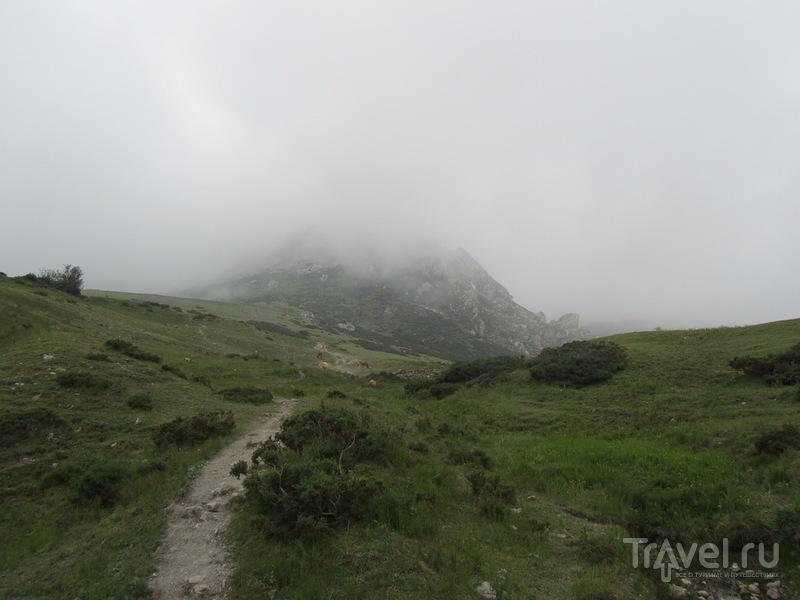 Испания. Парк Пики Европы (Picos de Europa) / Испания