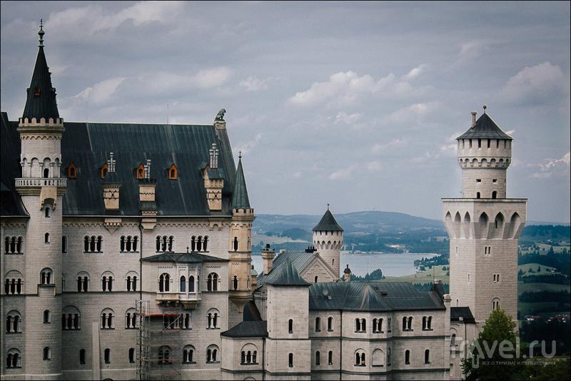 Замок Нойшванштайн и Фюссен / Германия
