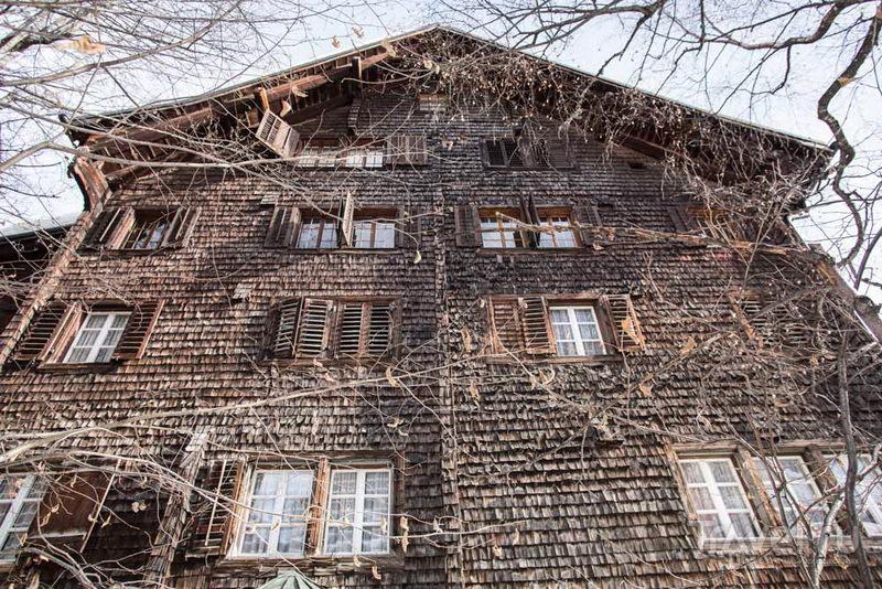 Исторические закоулки Лейкербада