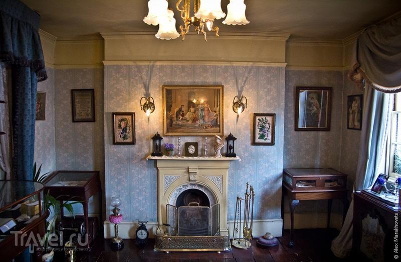 Музей  Шерлока Холмса в Лондоне / Фото из Великобритании