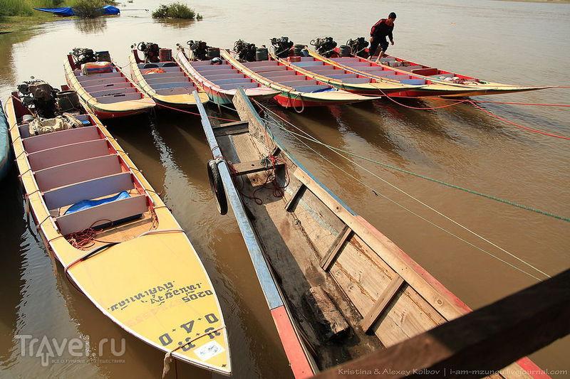 Лаосский транспорт / Фото из Вьетнама