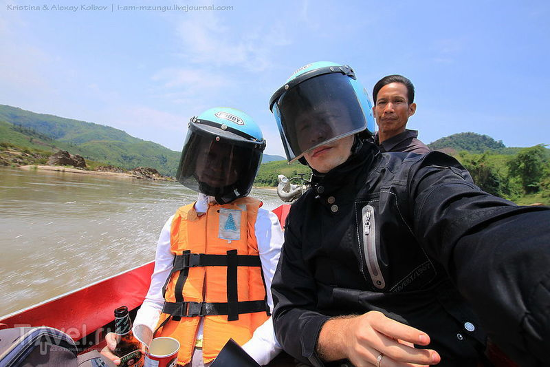 Формула-1 по-лаосски / Фото из Вьетнама