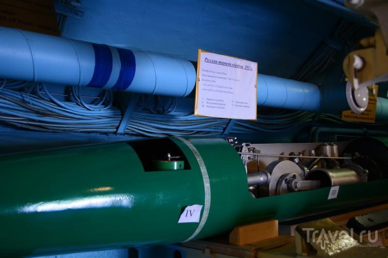 Вытегра. Музей-подводная лодка / Россия