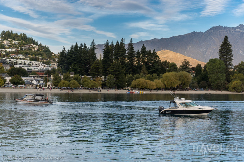 Идеальный город для жизни. Куинстаун, Новая Зеландия / Фото из Новой Зеландии