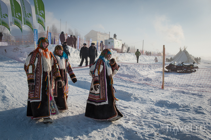 Салехардские зимние игры / Россия