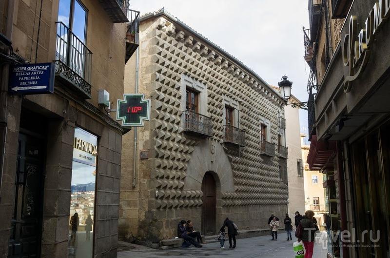 Сеговия, Испания / Фото из Испании