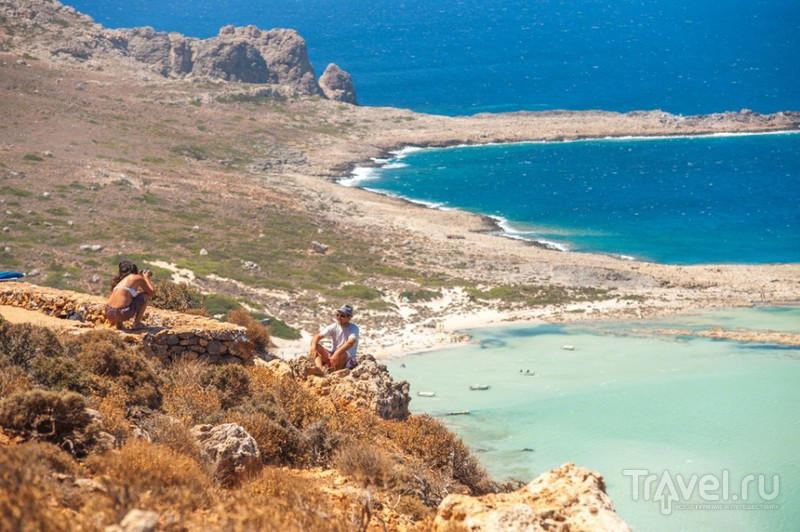 Балос. Another one. Крит, Греция / Греция