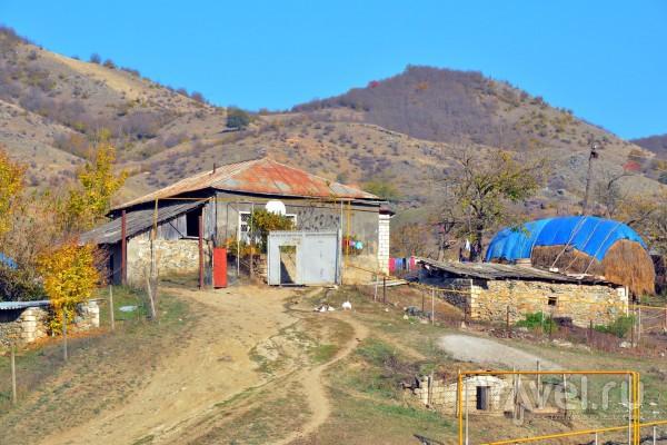 Путешествия по Арцаху, стране гранатового вина. Армения / Армения