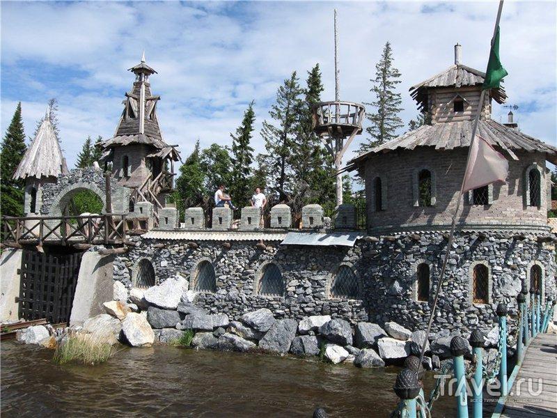 Сказки Китовой пристани. Зюраткуль, Башкирия / Россия