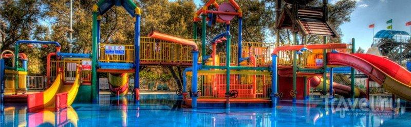 Водный парк в Тель-Авиве является самым большим в Израиле