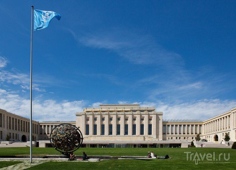 Дворец ООН