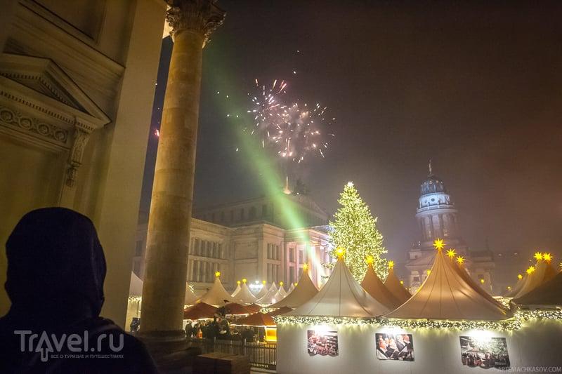 Russische Silvesternacht 2018 in Berlin Новогодняя Ночь в