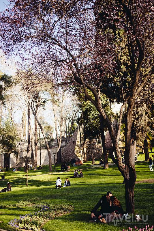 Парк Гюльхане. Аквариум. Стамбул, Турция / Турция