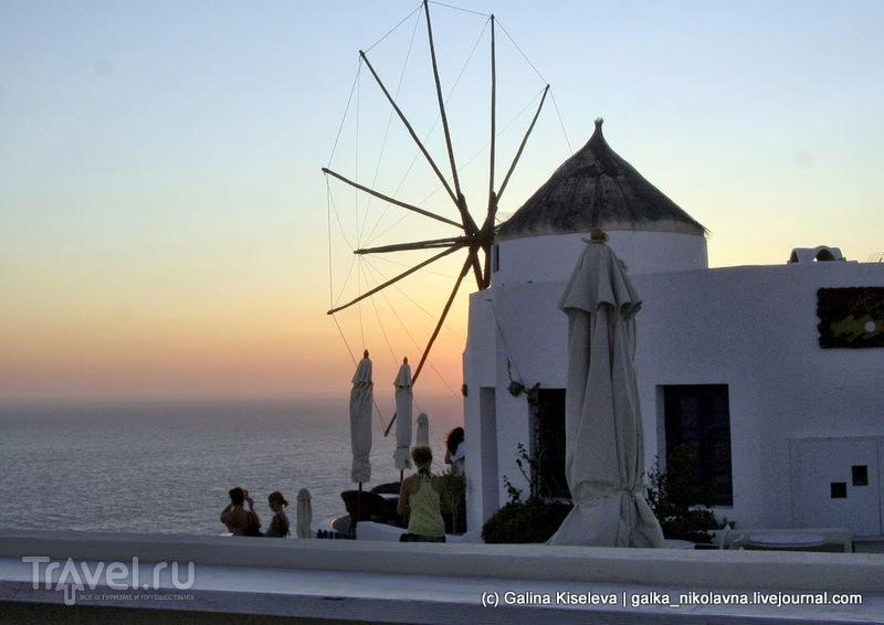 Остров-сказка - Санторини / Греция