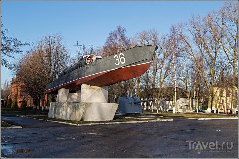 Торпедный катер ВОВ. Балтийск, Россия / Фото из России