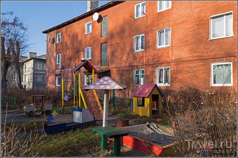 Самые западные город и точка России. Балтийск / Фото из России