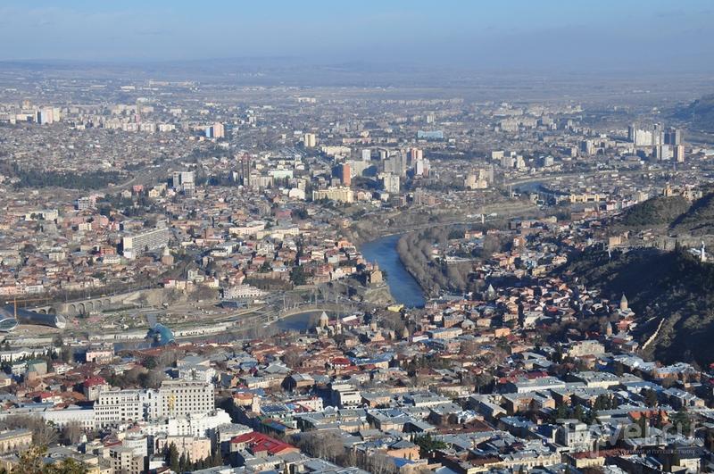 Знакомство с Тбилиси / Фото из Грузии