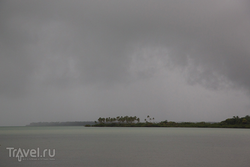 На острове Тонгатапу, Тонга / Фото с Тонга