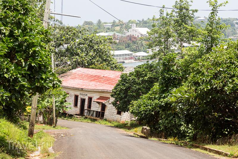 В городе Неиафу, Тонга / Фото с Тонга