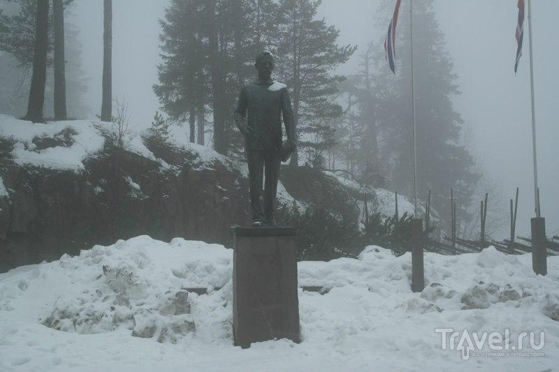 Осло, Норвегия - Хольменколлен / Норвегия