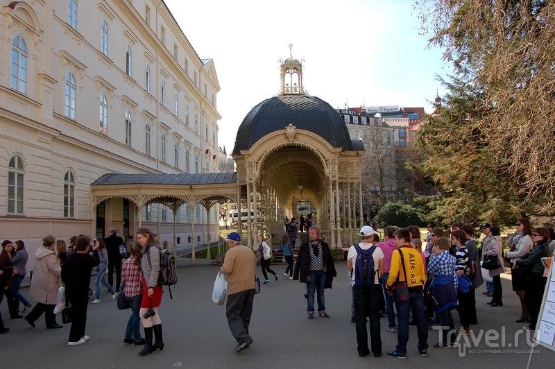 Чехия. Карловы Вары / Фото из Чехии