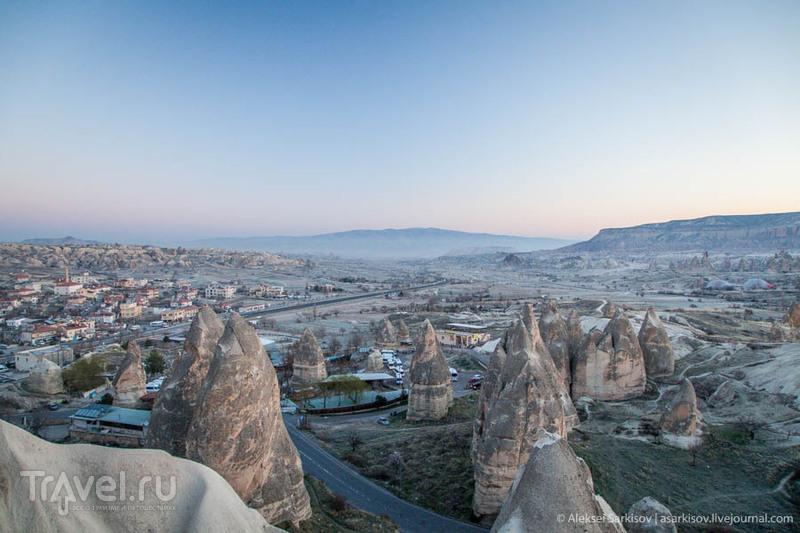 Воздушные шары Каппадокии / Турция