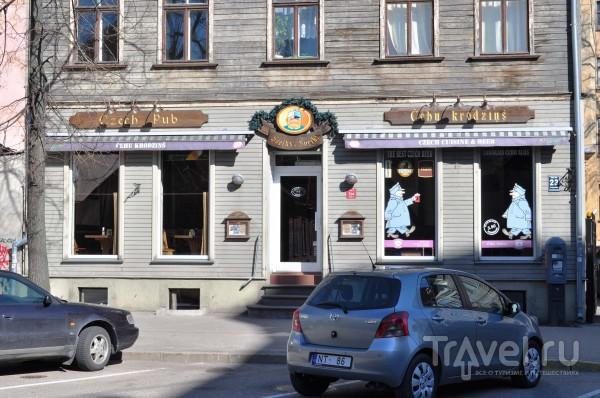 Рижская Золотая Миля в картинках. Латвия / Латвия