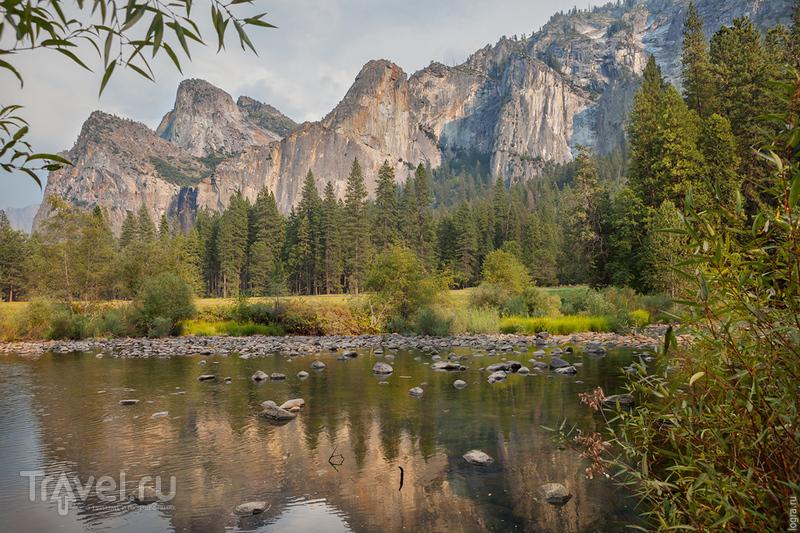 Национальный Парк Йосемити. Калифорния, США / Фото из США