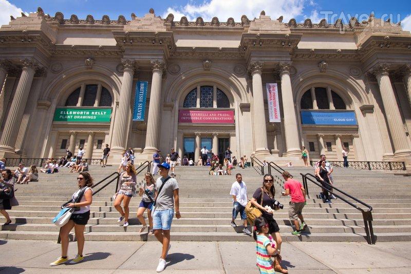 Метрополитен - одна из крупнейших и самых известных художественных галерей в мире