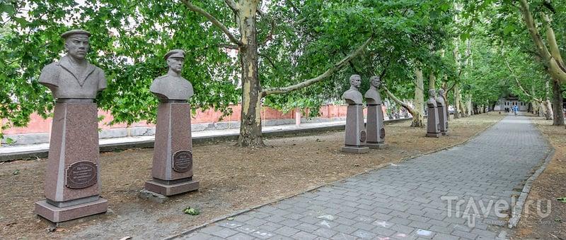 Город Айвазовского. Феодосия / Фото из России