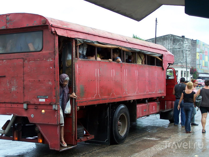 Международные автобусы / Индия